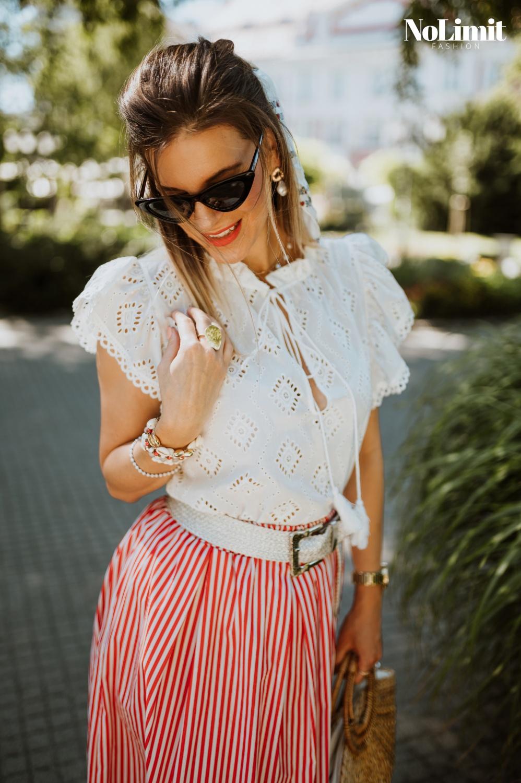 Csíkos és madeira - a nyári ruhatár alapjai!