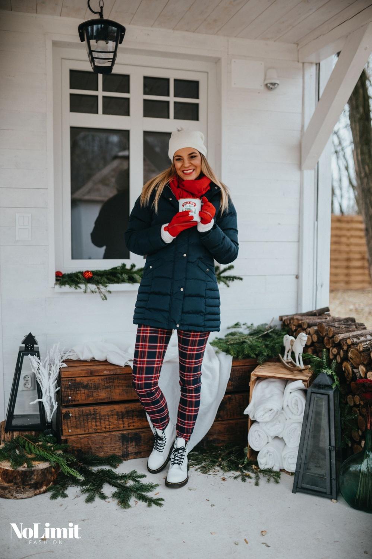 Forró italok és kockás anyagok - elengedhetetlen 'kellékek' a karácsonyi hangulathoz